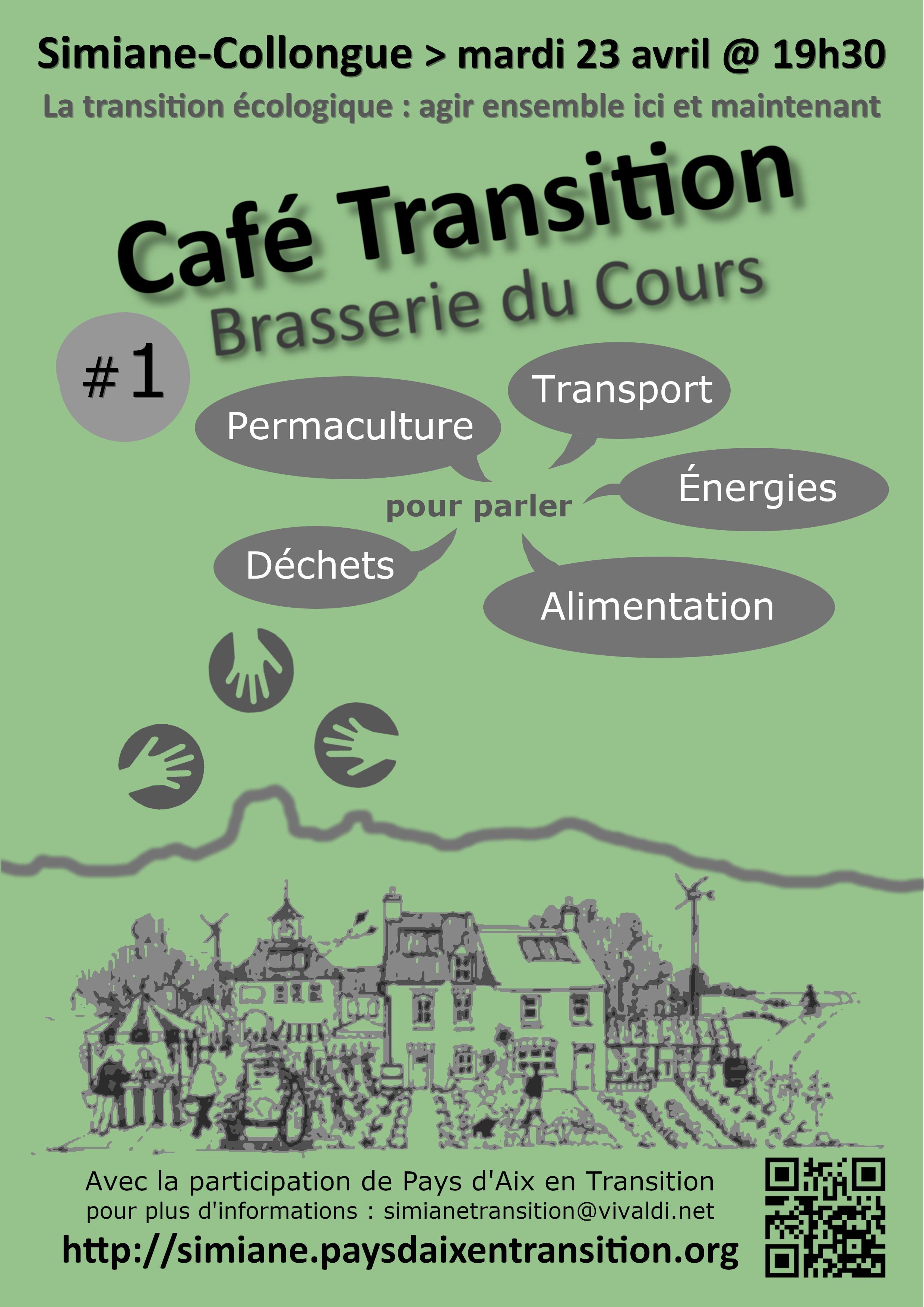Café Transition #1ère édition
