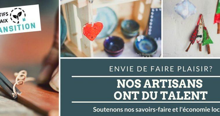 Idées cadeaux de Noël : soutenir les artisans et créateurs du Pays d'Aix