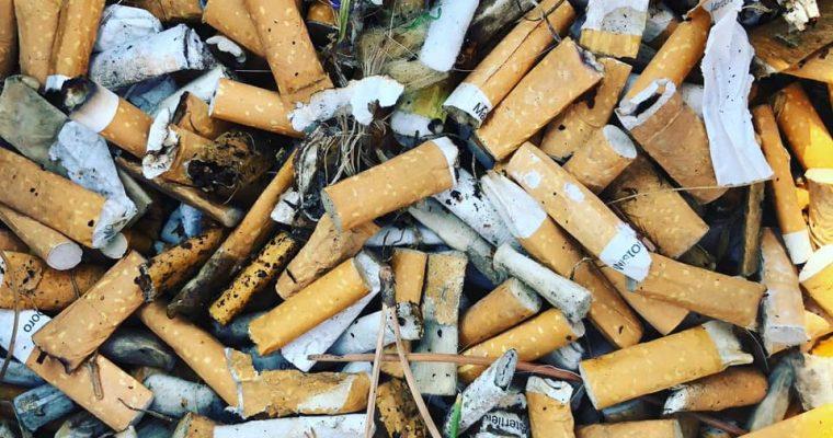 En avant pour le recyclage des mégots !
